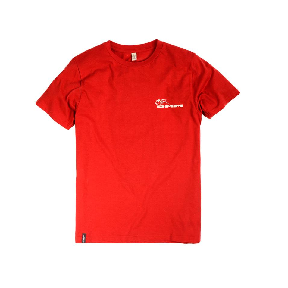 Mens DMM T-shirt Red