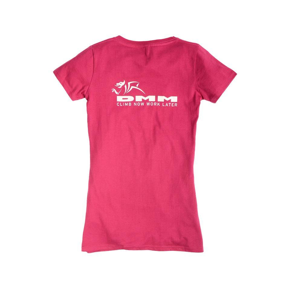 Womens DMM T-shirt - pink