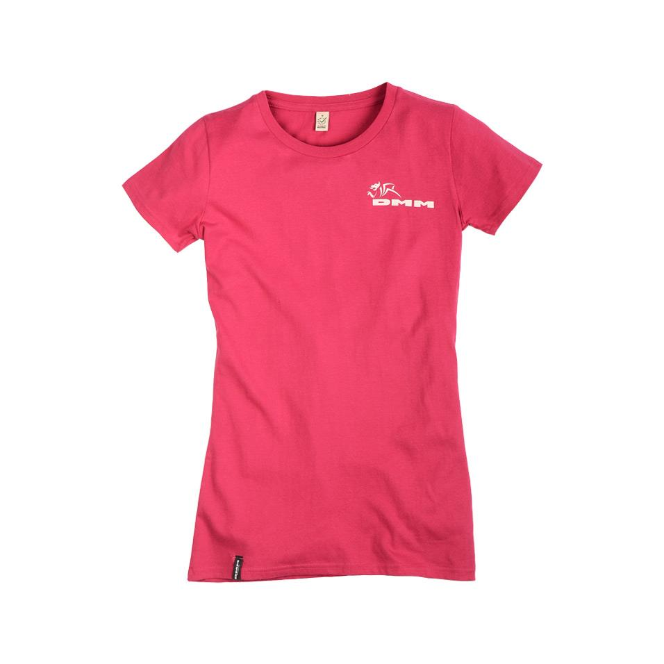 Womens DMM T-shirt - pink