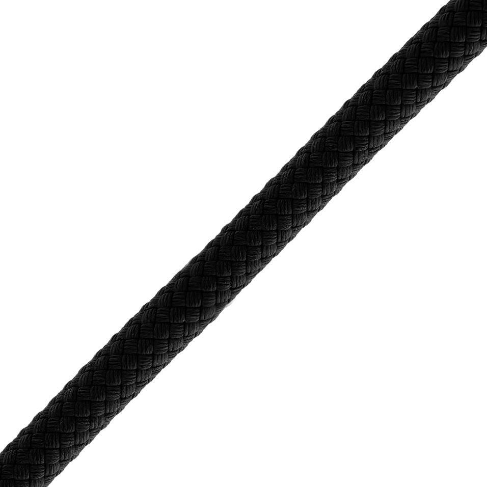 Worksafe 11mm black 200m