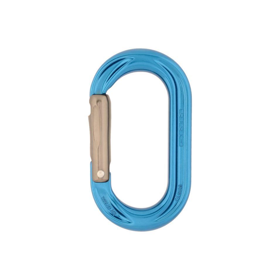 PerfectO Straight Gate - Blue/Titanium