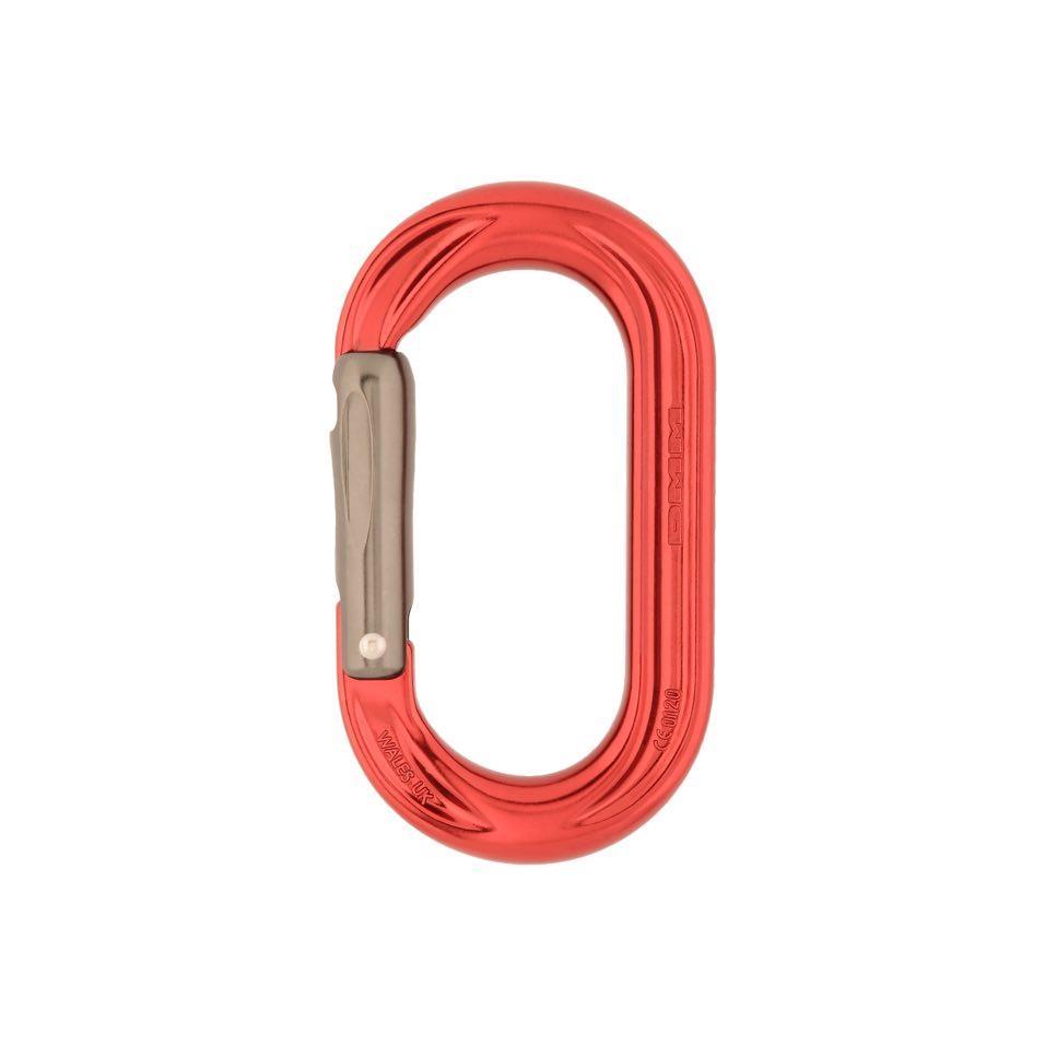 PerfectO Straight Gate - Red/Titanium