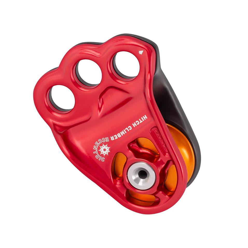 Hitch Climber Eccentric Red