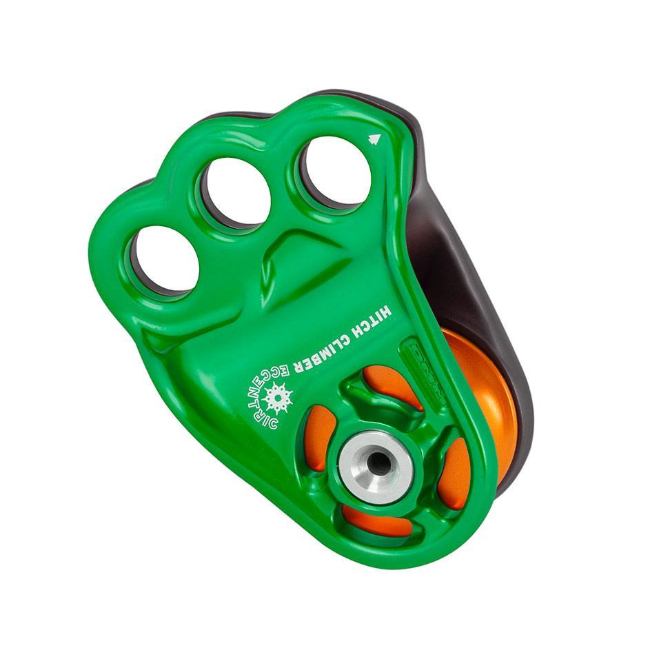 Hitch Climber Eccentric Green