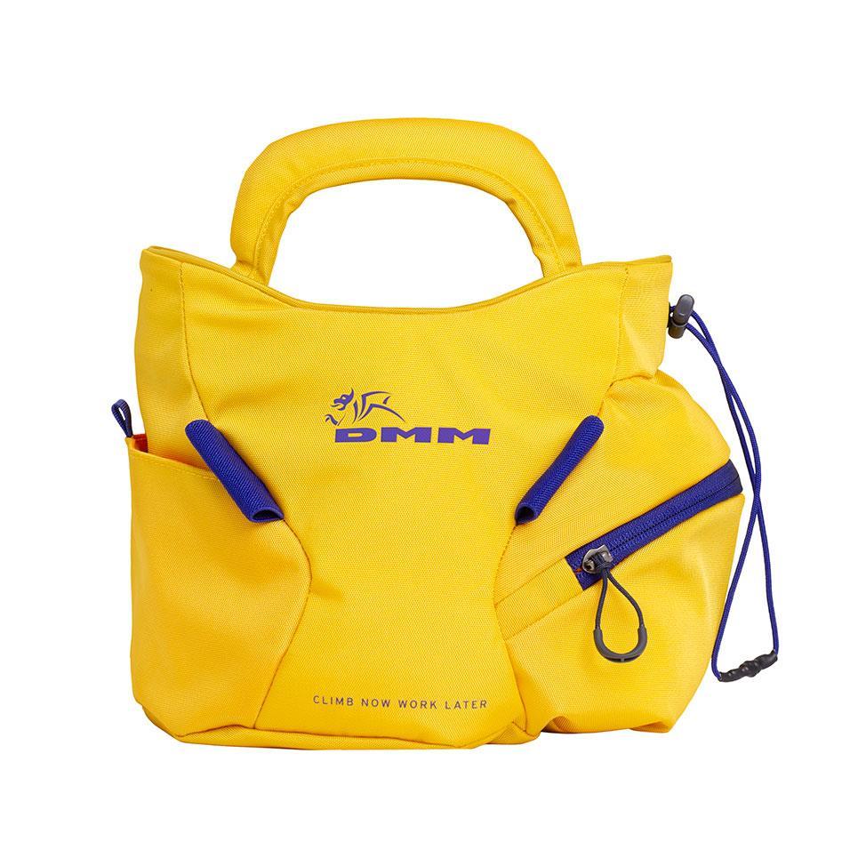 Edge Boulder Chalk Bag Yellow