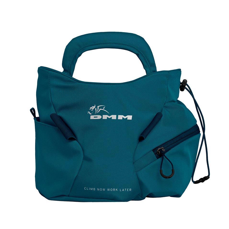Edge Boulder Chalk Bag Blue