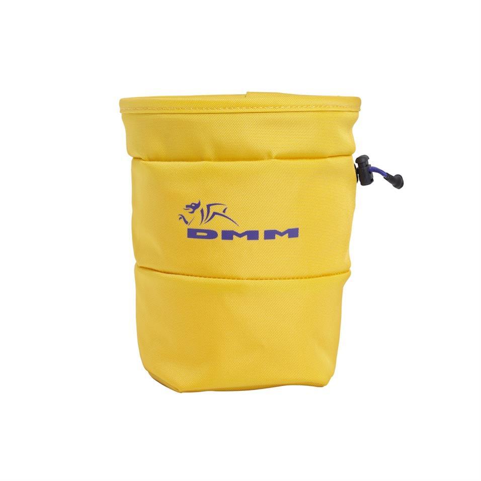 Tube Chalk Bag Yellow